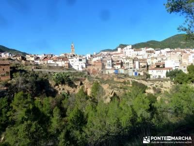 Alto Mijares -Castellón; Puente Reyes; parque nacional cazorla circuitos organizados por españa ma